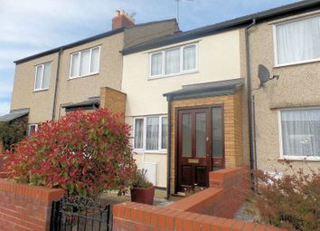Thumbnail 2 bed terraced house to rent in Vale Road, Rhyl