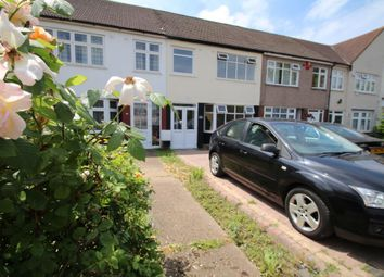 Thumbnail 3 bed terraced house to rent in Southend Arterial Road, Romford