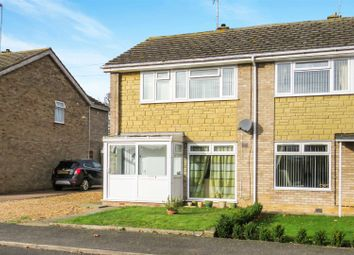 Thumbnail 3 bed semi-detached house for sale in The Malting, Ramsey, Huntingdon