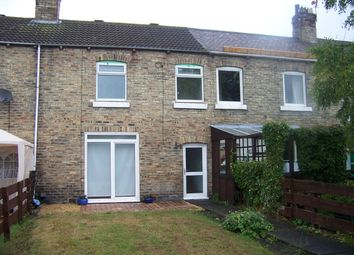 Thumbnail 2 bed terraced house to rent in Ninth Row, Ashington
