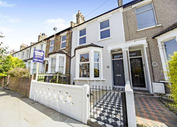 Thumbnail 4 bed terraced house for sale in Springrice Road, London