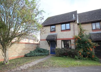 Thumbnail 2 bedroom semi-detached house for sale in St. Martins Walk, Ely