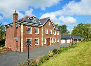 Thumbnail 6 bed detached house for sale in Home Field, Garstang