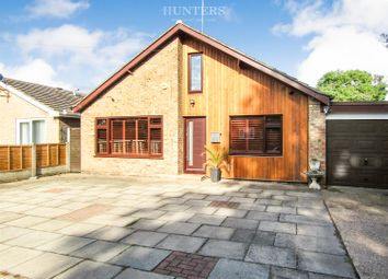 Thumbnail 3 bed detached house for sale in Bycroft Road, Morton, Gainsborough