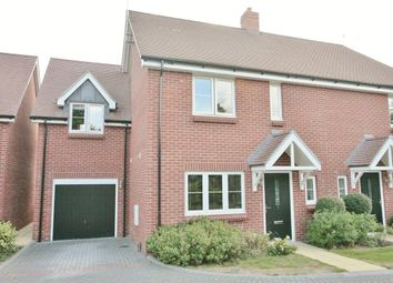 Thumbnail 3 bed property to rent in Harding Way, Marcham, Abingdon