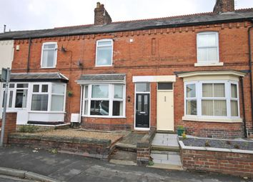 Thumbnail 3 bed terraced house for sale in Station Road, Penketh, Warrington