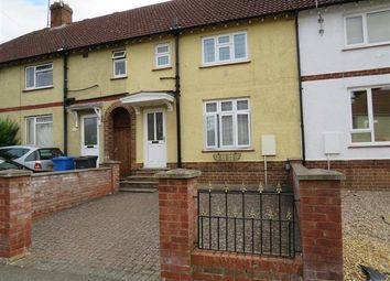Thumbnail 3 bed terraced house to rent in Linden Avenue, Kettering