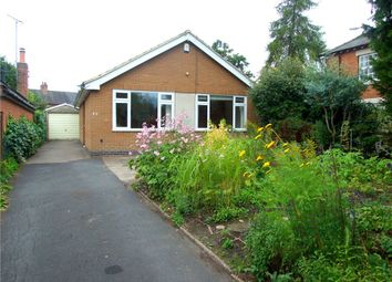 Thumbnail 2 bed detached bungalow for sale in Siddals Lane, Allestree, Derby