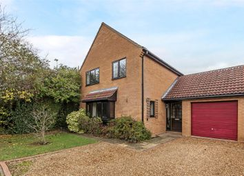 Thumbnail 3 bed detached house for sale in Maple Close, Bluntisham, Huntingdon