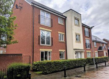 Thumbnail 2 bed flat for sale in Greenock Cres, Wolverhampton