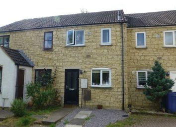 Thumbnail 2 bed terraced house for sale in Avocet Way, Bicester