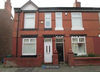 Thumbnail 3 bed terraced house to rent in Horton Road, Manchester