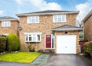 Thumbnail 4 bedroom detached house for sale in The Robins, Hook End, Brentwood, Essex