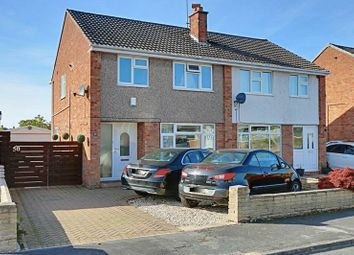 Thumbnail 3 bed semi-detached house for sale in West Hall Garth, South Cave, East Riding Of Yorkshire