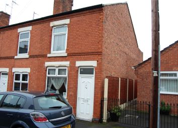 Thumbnail 2 bedroom end terrace house for sale in Orchard Street, Ilkeston, Derbyshire
