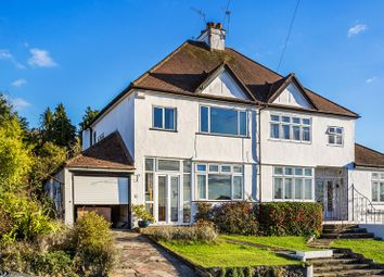 Thumbnail 3 bed semi-detached house for sale in Hillside Road, Coulsdon