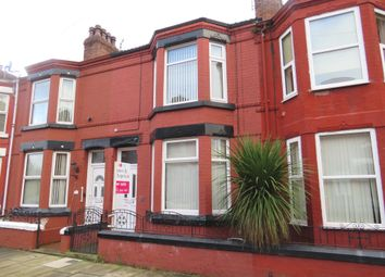 Thumbnail 3 bed terraced house for sale in Asquith Avenue, Birkenhead