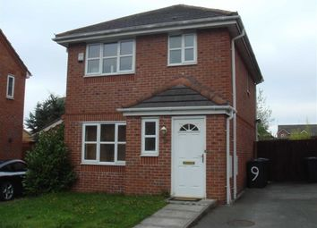 Thumbnail 3 bed detached house for sale in Oakshaw Close, Blackley, Manchester