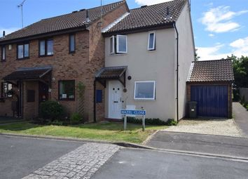 Thumbnail 2 bed end terrace house for sale in Hazel Close, Longlevens, Gloucester