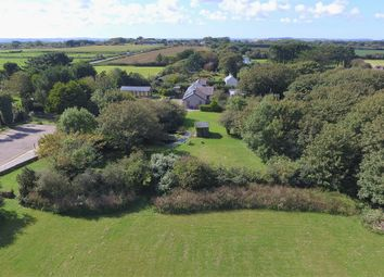 Thumbnail 3 bedroom detached bungalow for sale in Greenbury, Rosudgeon, Penzance, Cornwall.