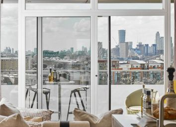 Thumbnail 3 bedroom flat for sale in Building 103, The Village Square, West Parkside, Greenwich, London