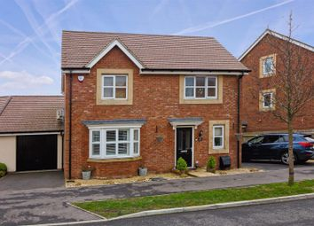 Thumbnail 4 bed detached house for sale in Nightingale Avenue, Goring-By-Sea, Worthing