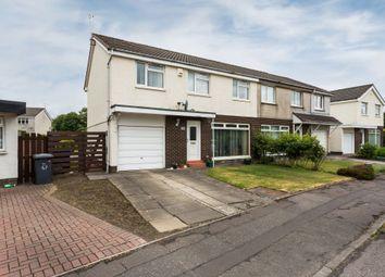 Thumbnail 3 bed semi-detached house for sale in 69 Leander Crescent, Renfrew