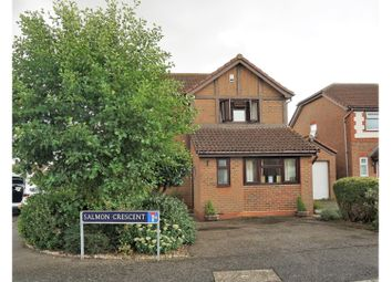Thumbnail 5 bed detached house for sale in Salmon Crescent, Sheerness