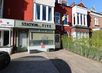 Thumbnail 1 bed flat to rent in Station Road, Eaglescliffe, Stockton - On - Tees