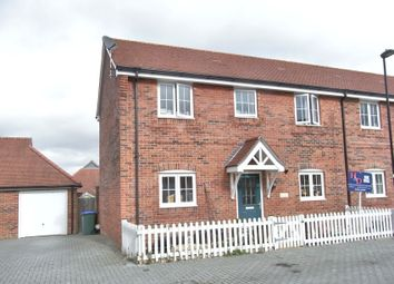 Thumbnail 3 bed semi-detached house for sale in Meadow Drive, Henfield