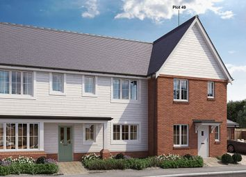 Thumbnail 3 bedroom semi-detached house for sale in Barleycroft, Church Street, Rudgwick