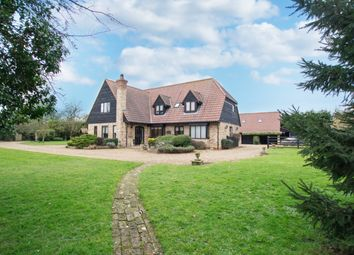 Thumbnail 5 bed detached house for sale in St. Michaels, Longstanton, Cambridge