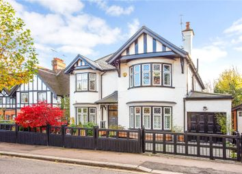 Monkhams Avenue, Woodford Green, Essex IG8. 5 bed detached house for sale