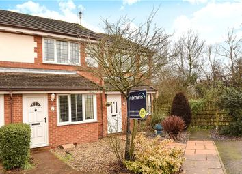 Thumbnail 2 bedroom terraced house for sale in Peel Close, Woodley, Reading