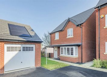 Thumbnail 4 bed detached house for sale in Hare Meadow, Great Barford, Bedford