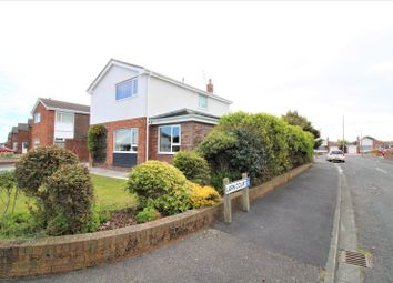 Thumbnail 4 bed detached house for sale in Larkholme Parade, Fleetwood