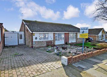 Thumbnail 2 bed semi-detached bungalow for sale in Borrowdale Avenue, Ramsgate, Kent