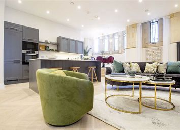 Thumbnail 3 bed flat for sale in Holden Road, London