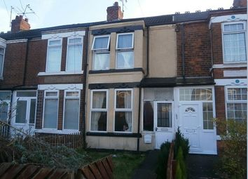 Thumbnail 2 bed terraced house to rent in Warneford Gardens, Hull