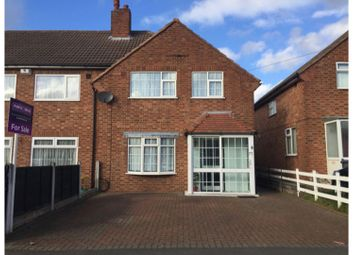 Thumbnail 3 bed end terrace house for sale in Templeton Road, Great Barr