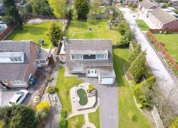 Thumbnail 4 bed detached house for sale in Five Fields Lane, Retford