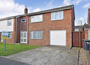 Thumbnail 4 bed semi-detached house for sale in Cygnet Close, Birds Estate, Larkfield, Kent