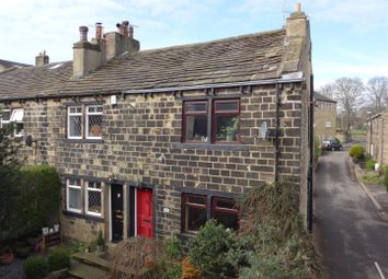 Thumbnail 1 bed end terrace house for sale in West End Road, Calverley, Pudsey