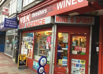 Thumbnail Retail premises for sale in Approach Road, London