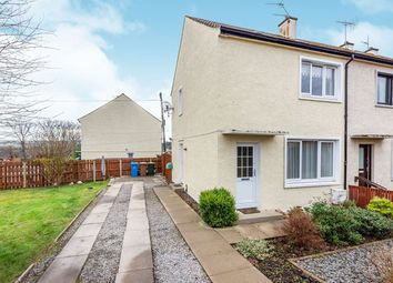 Thumbnail 2 bed terraced house for sale in Skiach Gardens, Dingwall