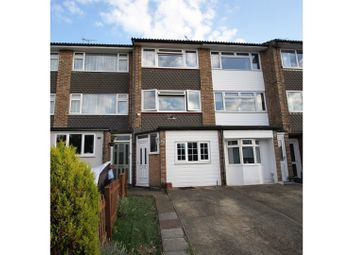Thumbnail 4 bed terraced house for sale in Greenvale Gardens, Gillingham