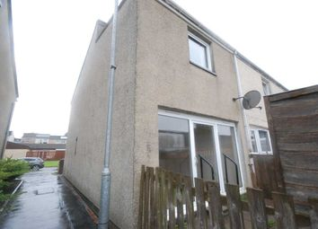 Thumbnail 2 bed end terrace house for sale in Cambusdoon Place, Kilwinning