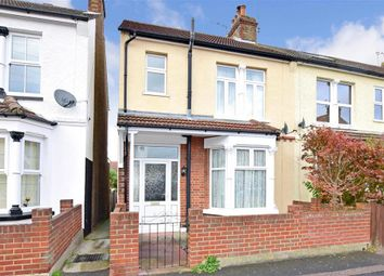 Thumbnail 3 bed semi-detached house for sale in Seaton Road, Upper Gillingham, Kent