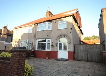 Thumbnail 5 bedroom semi-detached house for sale in South Mossley Hill Road, Allerton, Liverpool