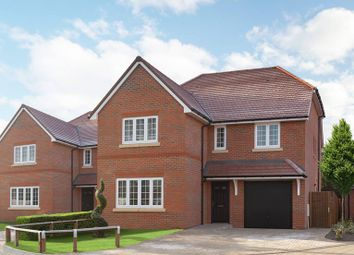 "Thumbnail 4 bedroom detached house for sale in ""The Napsbury"" at The Paddock, Hitchin"